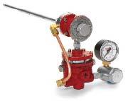火焰检测器的安装方法(天然气脱水撬示意)